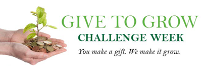 Give to Grow Match Day